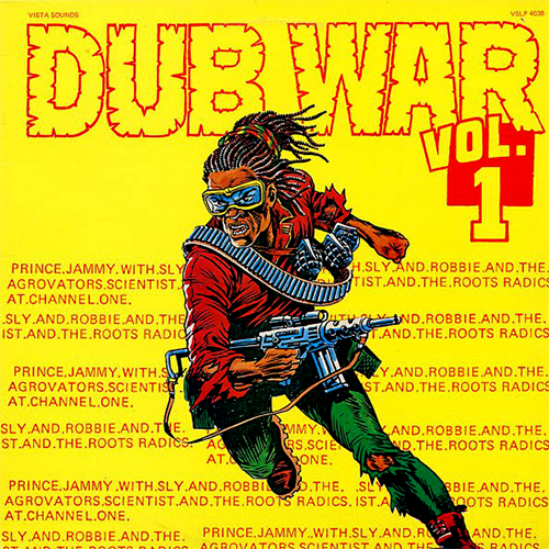 Dub War Volume 1
