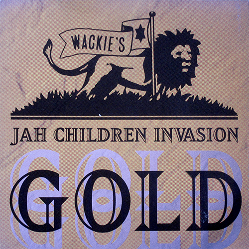 Jah Children Invasion Gold