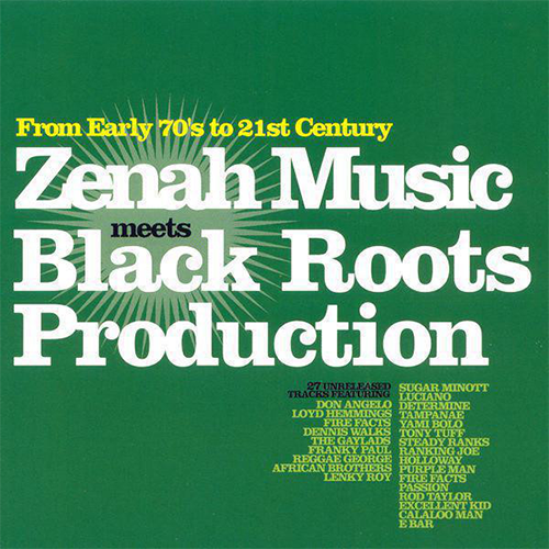 Zenah Music Black Roots